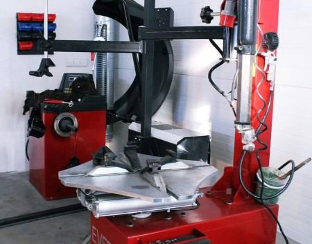 Padangų montavimas, balansavimas ir remontas