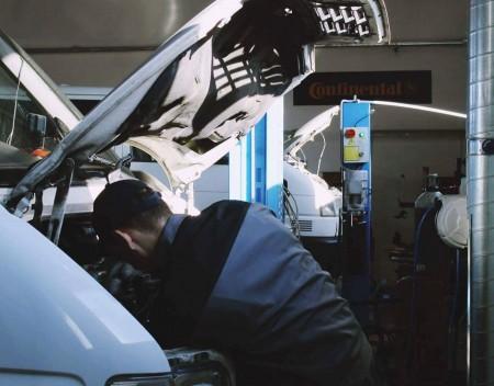 Variklių ir turbokompresorių remontas bei keitimas