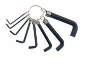 Šešiakampių raktų rinkinys