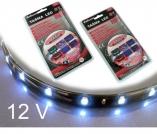 LED lemp. juosta 30 cm mėlyna