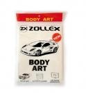 "Valymo servetėlė ""Body art"""