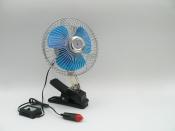 """Automobilinis ventiliatorius 24V """"BIG"""""""