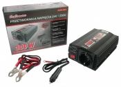 Automobilinis įtampos keitiklis 24V 300W+...