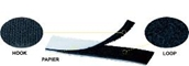 Velcro tipo juosta su klijais 2cm x 90cm