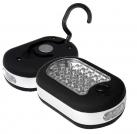 Žibintuvėlis 24+3 LED SOAP