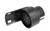 Priekabos reduktor-adapter 7/13 Automax