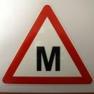 Magnetinis lipdukas ''Mokomasis''